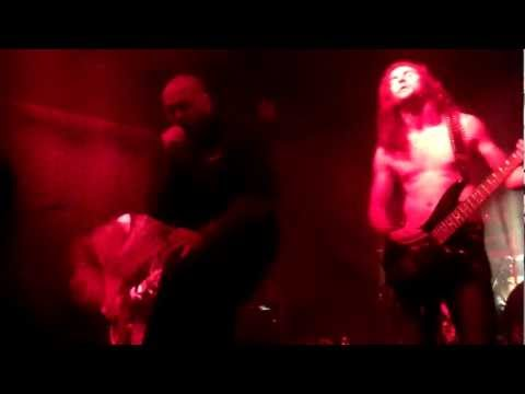 ALL GODS KILL 'Worm' part 1 - 12/10/11 at Malone's, Santa Ana CA