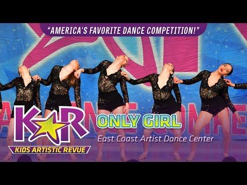 """Only Girl"" from East Coast Artists Dance Center"