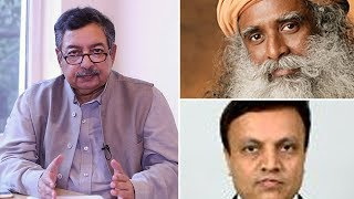 Jan Gan Man Ki Baat, Episode 126: Jaggi Vasudev and Justice Jayant Patel's Resignation