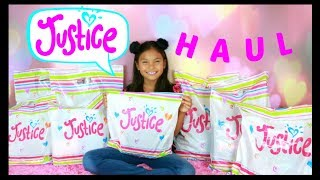 Justice Back To School Supplies Haul Clothing Accessories 2017