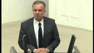 hdp kars milletvekili parti sözcüsü meclis genel kurulunda konuştu