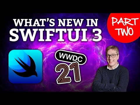 What's new in SwiftUI for iOS 15 – part two! thumbnail