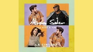 La Cintura REMIX (audio) Alvaro Soler FT. TINI and Flo Rida