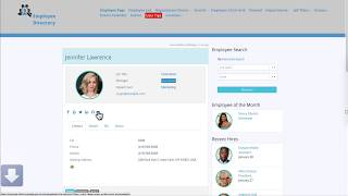 eMD vCard Addon helps customers and employees get up-to-date contact information.