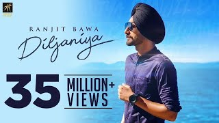Diljaniya | Ranjit Bawa | Jay K | Official Music Video | Humble Music