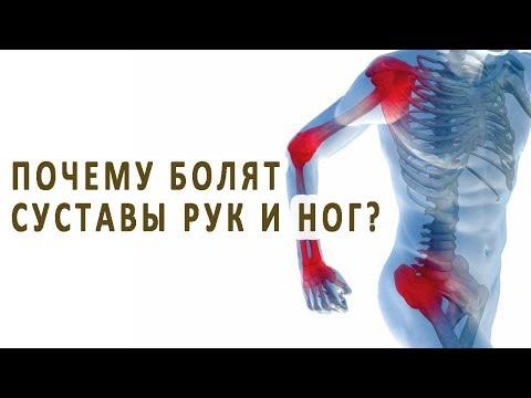 Как лечить боль суставах в домашних условиях