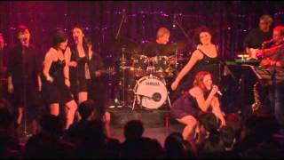 Holding Out For A Hero, Sir Duke- Karina Bershteyn- Sheridan Pop Critiques 2011