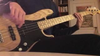 Psalm 150 - VaShawn Mitchell (bass cover ft Mathias Ousen)