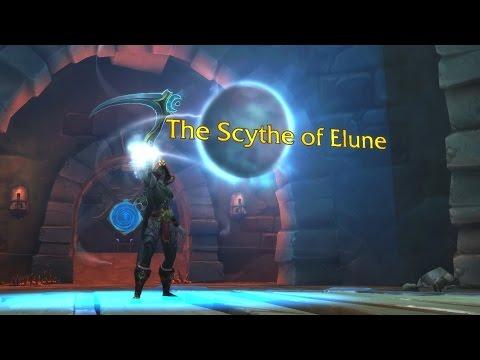 The Story of Scythe of Elune