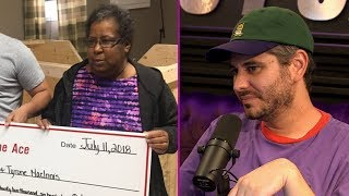 Grandma Wins Lottery & Sues Family