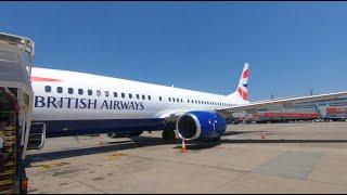 FLIGHT REPORT | BA Comair B737-800 (Economy) | Johannesburg to Victoria Falls