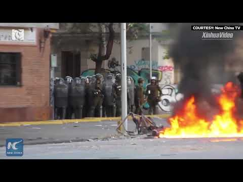 Chile extends state of emergency due to protests