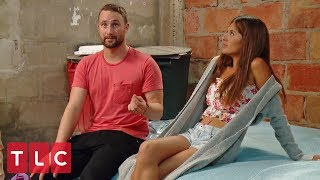 Coreys First Night In Ecuador | 90 Day Fiancé: The Other Way