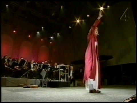 Maria Lundkvist - Komiskt Inslag (Live Silverbröllopsgala Djursholm 2001)