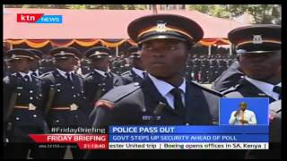 President Uhuru: Ratio of civilians to law enforcers is One to four