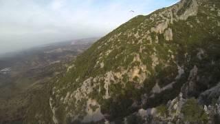 preview picture of video 'Gleitschirmfliegen in Algodonales, Andalusien, Spanien, Oktober 2013'