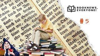 Booknews, everyone! | Датские книги убивают, британские авторы нищают