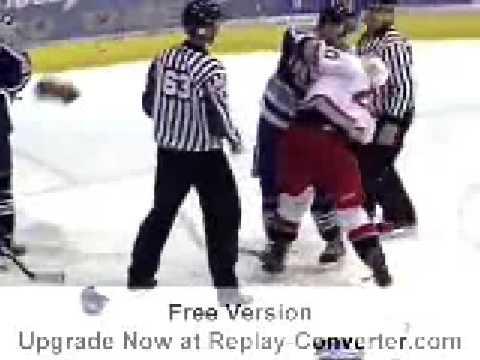 Jake Carrick vs Tyler Sheldrake