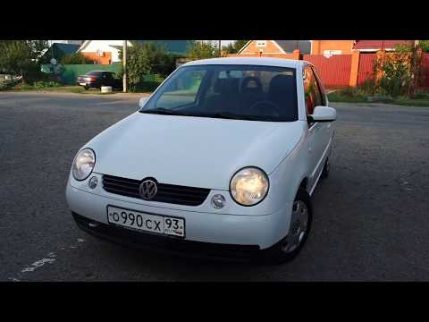 Фото к видео: Немецкий Матиз))) Осмотр Volkswagen LUPO 2002 год