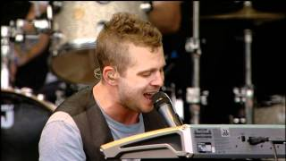 OneRepublic - Say (All I Need) (Live @ V Festival 17.08.2008)