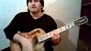 Шарип Умханов красиво на гитаре