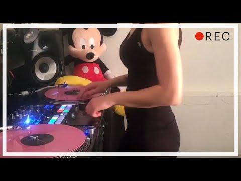 DJ Lady Style – Mask Off Scratch Session