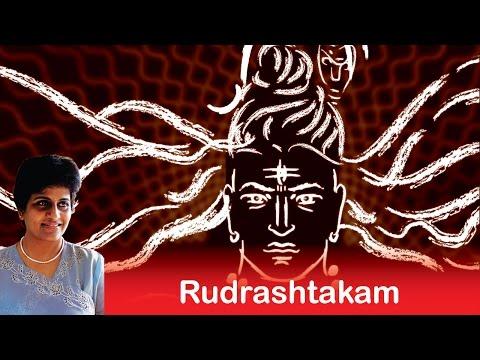 UMA MOHAN - SHIVA RUDRASHTAKAM   शिवा रुद्राष्टकम्   Audio   Times Music Spiritual