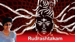 UMA MOHAN   SHIVA RUDRASHTAKAM | शिवा रुद्राष्टकम् | Audio | Times Music Spiritual