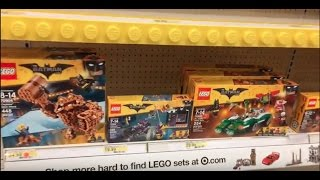 Vlog #134 - New Lego Batman Sets at Target!?!