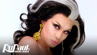 Manila Luzon's 'Classic Lewk' Makeup Tutorial 💄 | RuPaul's Drag Race All Stars 4
