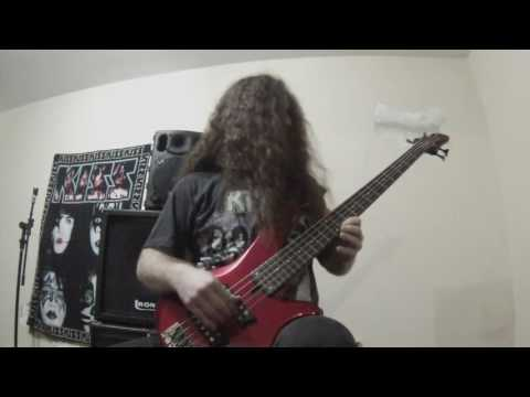 William´s Tale - Manowar Bass solo Tribute