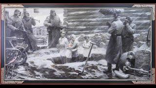 Картины о войне. Илья Рожков.