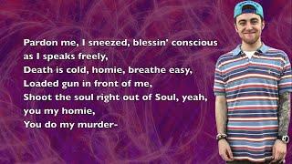 Ab-Soul - Ride Slow (ft. Danny Brown, Earl Sweatshirt & Delusional Thomas) - Lyrics