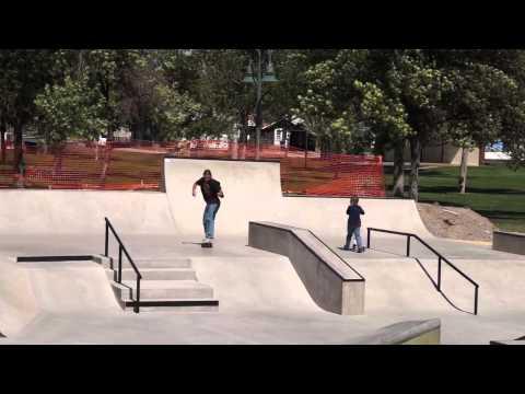 NEW Riverton Wyoming Skatepark!