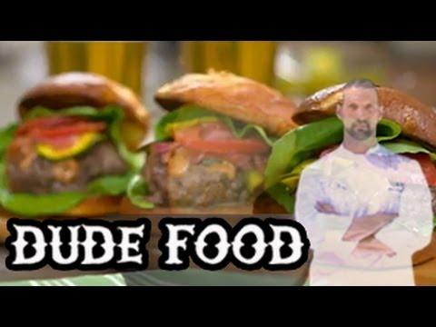 Secret Ingredient Burger Recipe