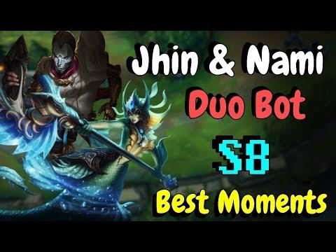 Jhin/nami все видео по тэгу на igrovoetv online