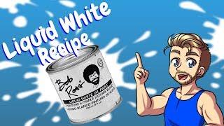 How To Make Liquid White