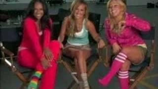 The Cheetah Girls Interview 2