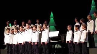 Wiehnachtskonzert - The First Nowell -2017 - Wiener Sängerknaben (Schuberts Chor)