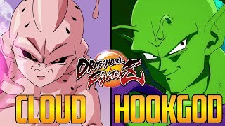 DBFZ ▰ Cloud805 Vs HookGangGod 【High Level Dragon Ball FighterZ】