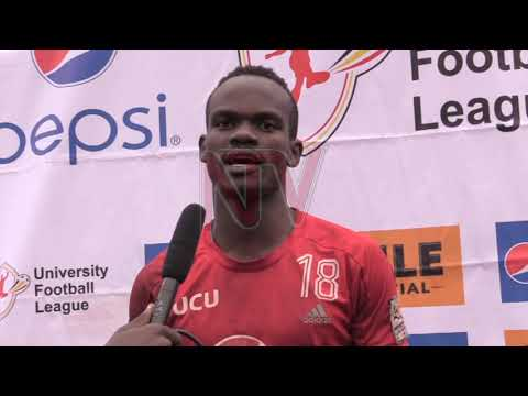 UNIVERSITY FOOTBALL LEAGUE: UCU reach maiden final after winning shootout by 4-2