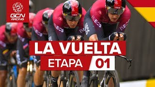 La Vuelta a España 2019 1ª etapa: Contrarreloj por equipos | GCN Racing
