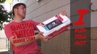 Nintendo Switch Restocked - GameStop Horror Story