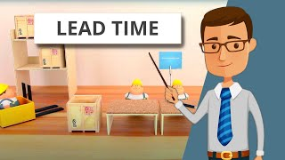 Lead Time, Takt Time, Throughput Time - A Lean Tutorial