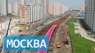 Движение по Кожуховской ветке метро запустят в 2018 году