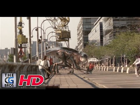"""CGI VFX Spot :  """"Cheese Monster"""" by – Mikros Image"""