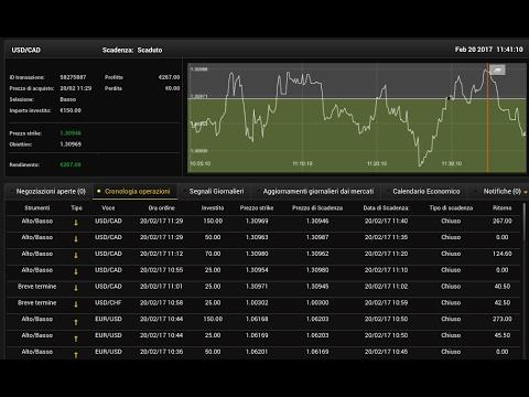 Online forex trader