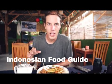 Beginner's Guide To Food In Indonesia | Vlog 58
