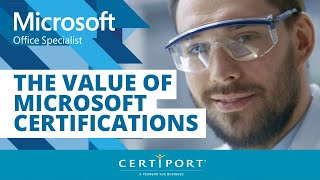 The Value of Microsoft Certifications