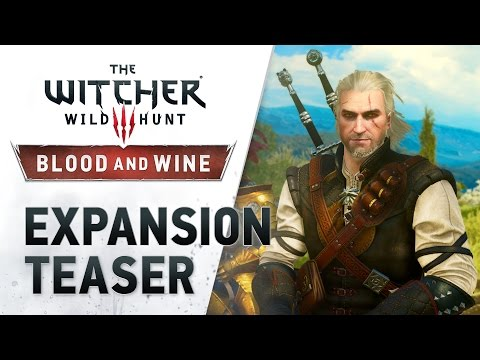 The Witcher 3: Wild Hunt - Blood and Wine Key Steam GLOBAL - video trailer